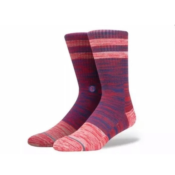 Stance Other - NEW! CHICAGO CUBS STANCE MENS SOCKS